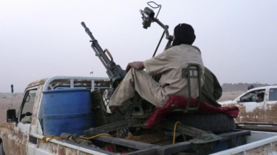 Туарегите в Мали обявиха независимост
