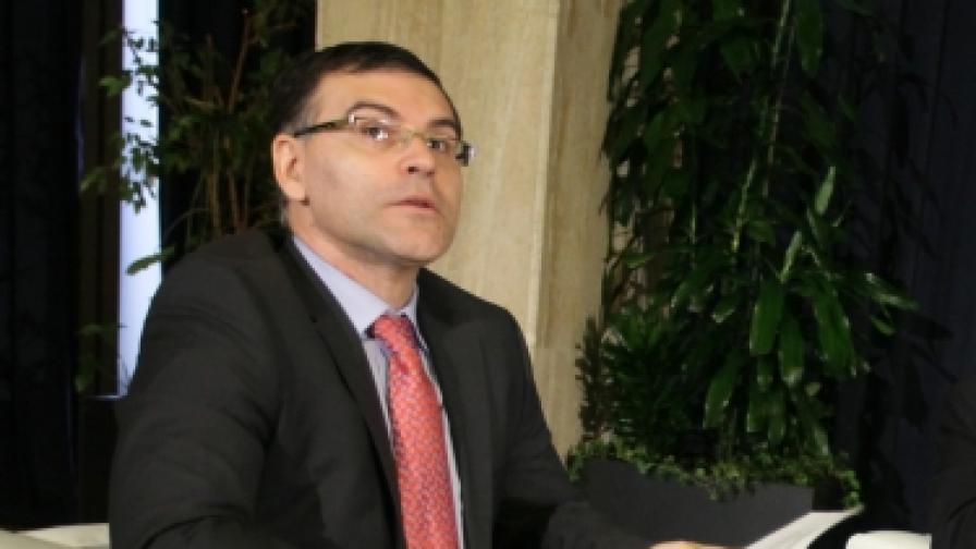 Вицепремиерът и министър на финансите Симеон Дянков