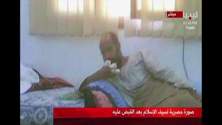 Сейф ал Ислам вече с адвокат, местят го в Триполи за съд