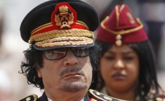 Муамар Кадафи (1942-2011)