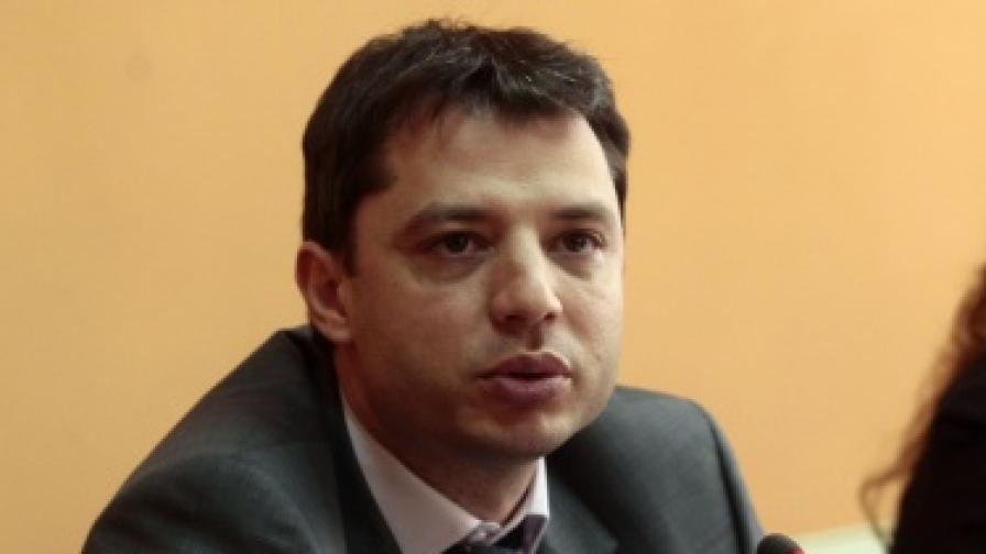 Министърът на икономиката и енергетиката Делян Добрев