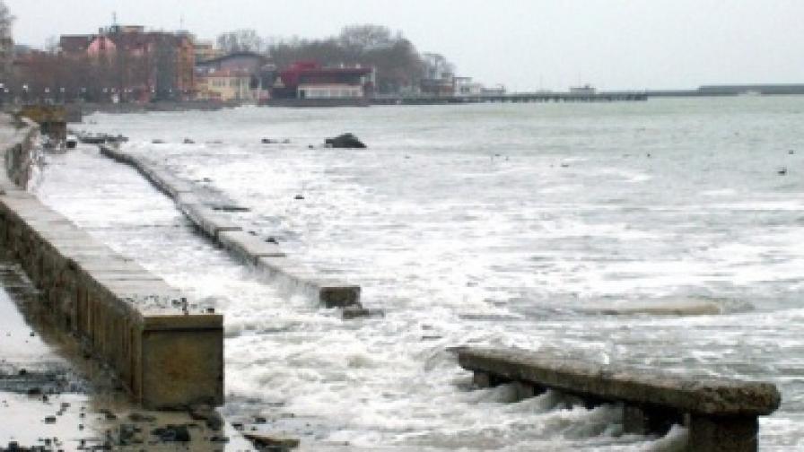 Държавата няма да плаща за възстановяване на плажове