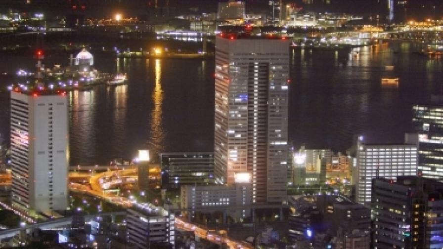 """Централата на """"Тошиба"""" в Токио"""
