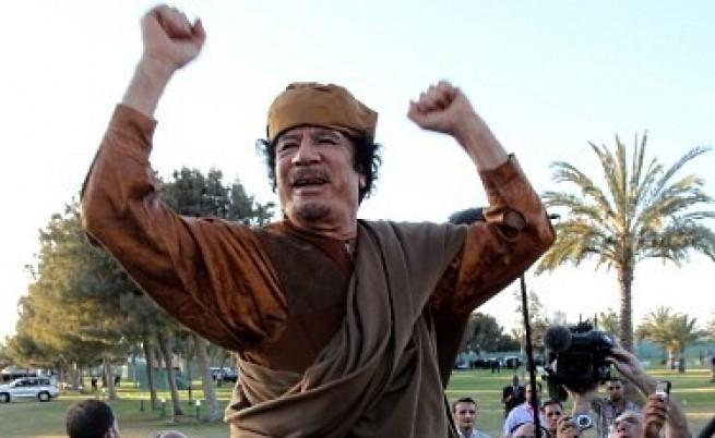 Саркози искал да продаде реактор на Кадафи
