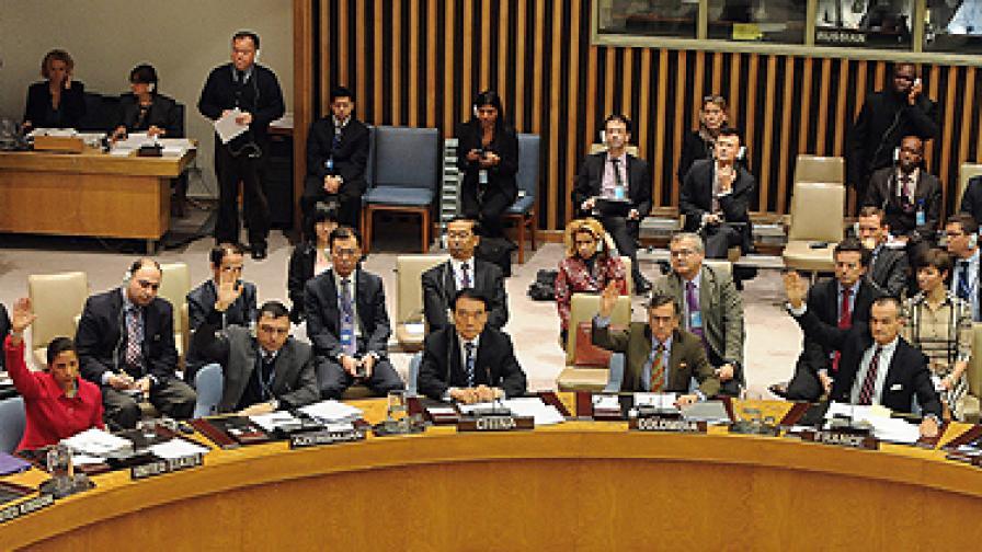 Съветът за сигурност на ООН праща наблюдатели в Сирия