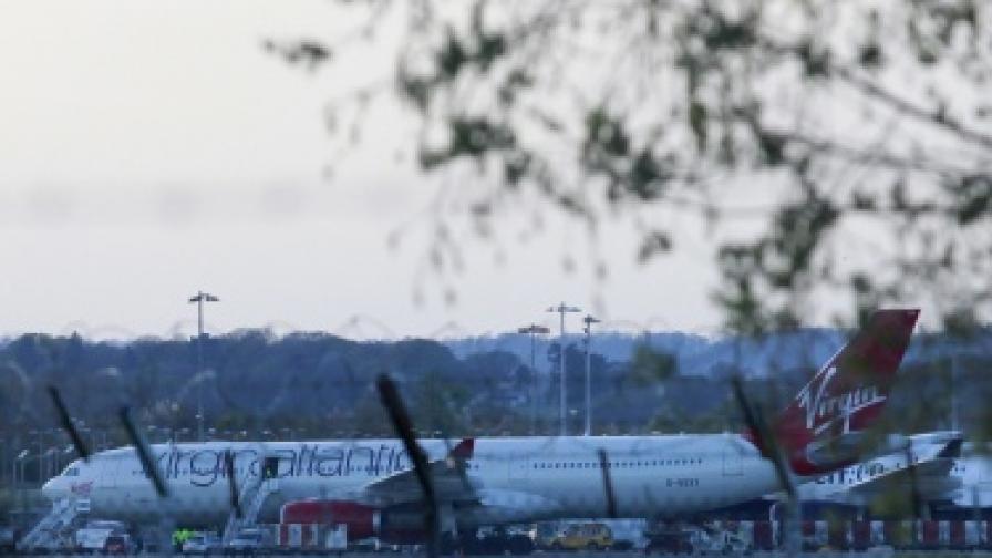 15 пострадали при аварийно кацане в Лондон