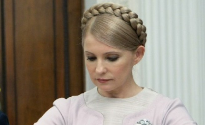 Върнаха Тимошенко в затвора