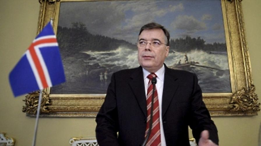 Исландски съд призна за виновен бившия премиер