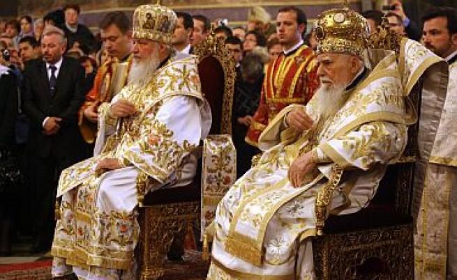 Патриарх Кирил: Руската църква в София - за хора от различни етноси
