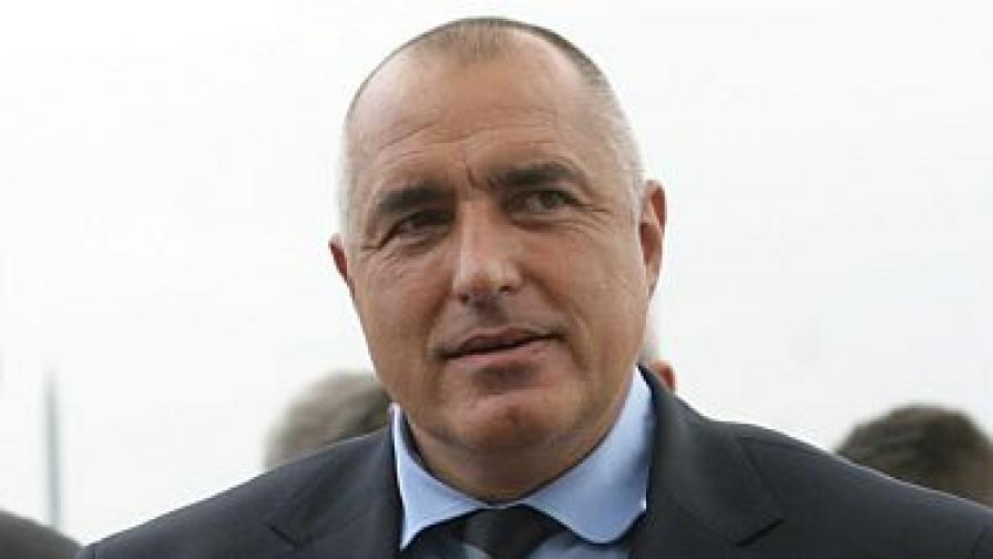Борисов: Гордея се, че днес съм с работниците