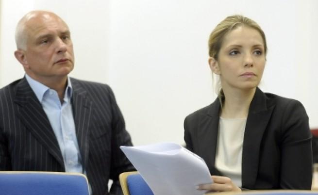 Дъщерята на Тимошенко: Страхувам се за живота на майка ми