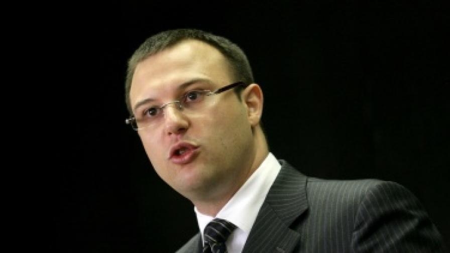 Димитър Стоянов бе избран за председател на НДП