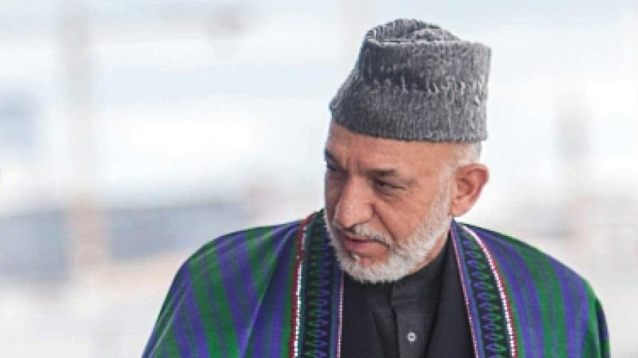 Семейство Карзай се чуди как да задържи властта