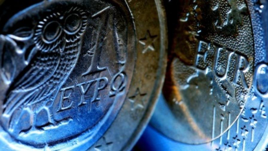 S&P: 1:3 e вероятността Гърция да изостави еврото