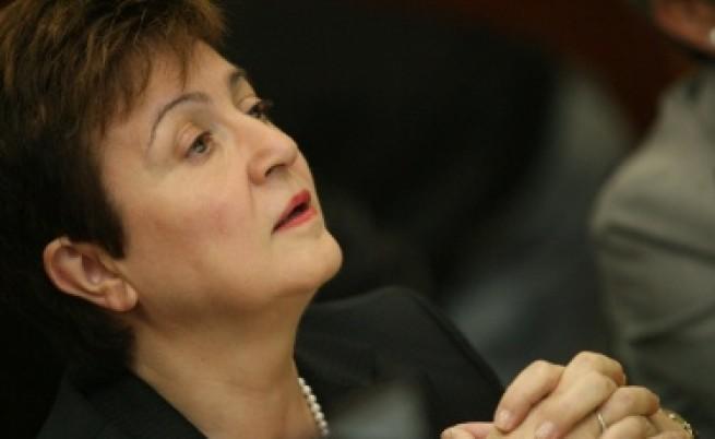 Кристалина Георгиева: Хуманитарната ситуация в Сирия е отчайваща