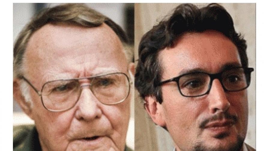 Основателят на ИКЕА е най-богат в Швейцария
