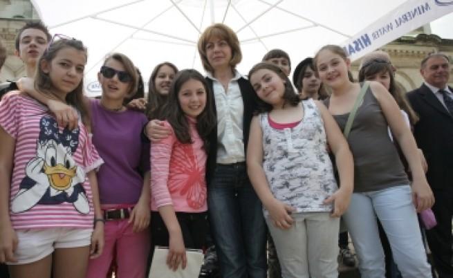 НЦИОМ: Йорданка Фандъкова - политик № 1