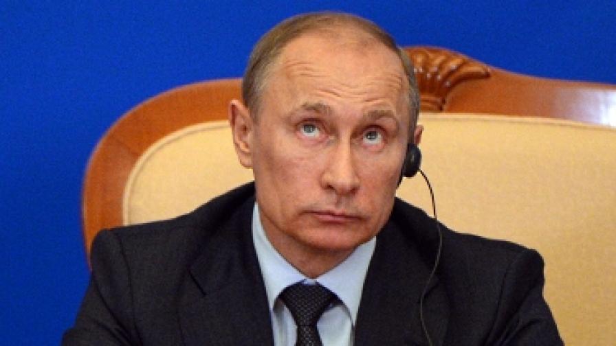 Путин подписа спорния закон за митингите