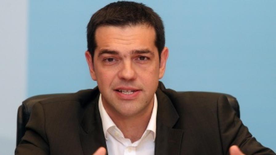 """СИРИЗА обещава """"мирна революция"""" в Гърция"""