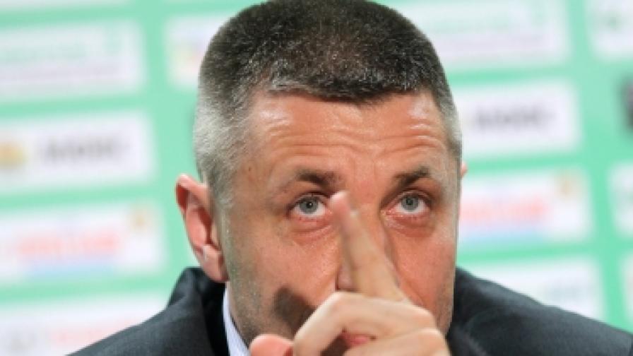 Радостин Стойчев: Има фрапантни разминавания във финансовата  документация на федерацията по волейбол
