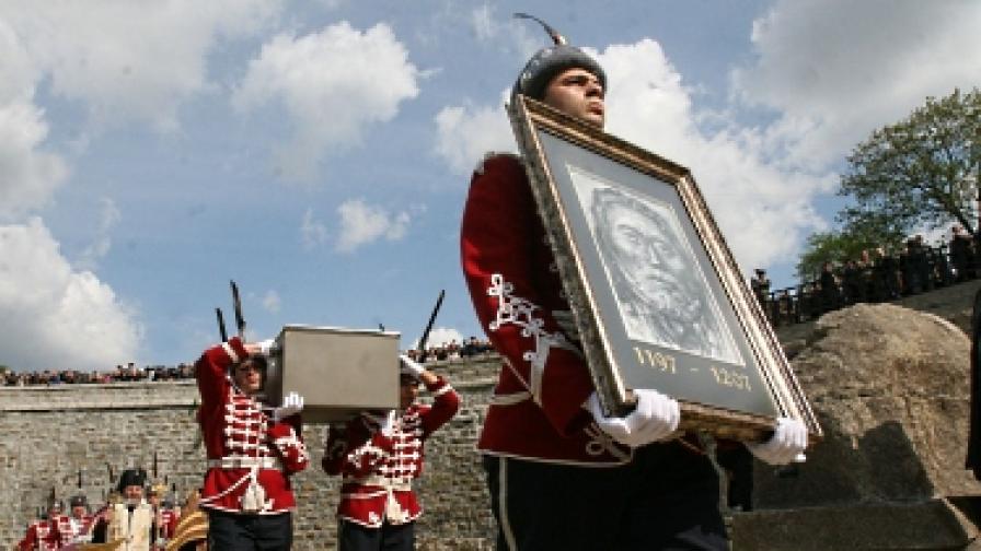 Цар Калоян бил румънец