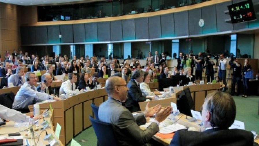 Отпор срещу ACTA в ЕП