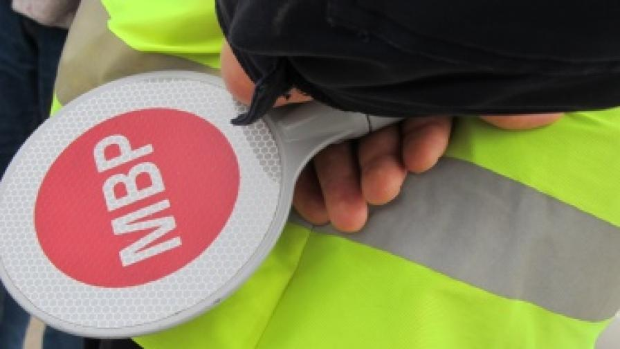 Моторист загина, пометен от джип на пиян англичанин
