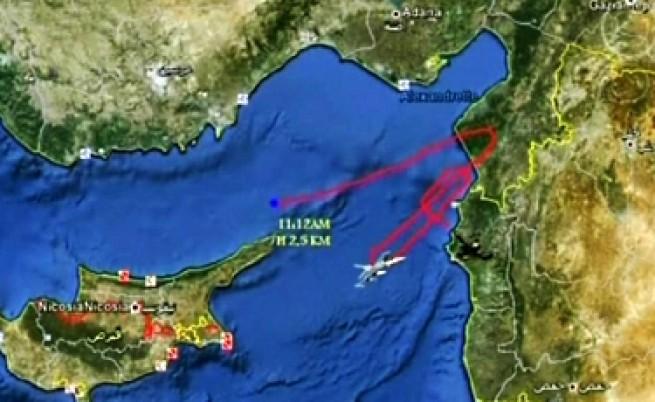 Сирийските сили за сигурност са открили огън срещу втори турски самолет