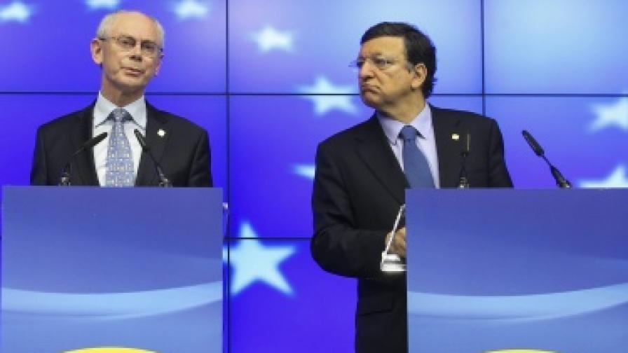 Ще успеят ли да спасят еврото?