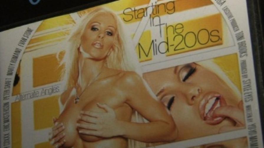 Порноиндустрията в Съединените щати генерира приходи от 13 млрд. долара годишно