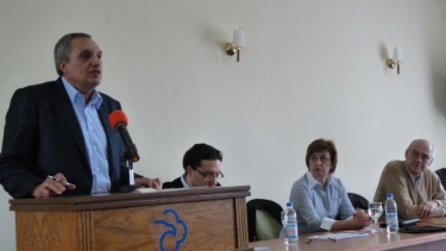 И в Пловдив бягат от Иван Костов