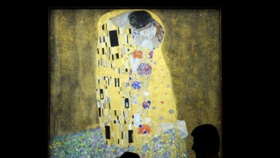 150 г. от рождението на Густав Климт