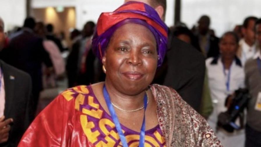 Жена оглави Африканския съюз