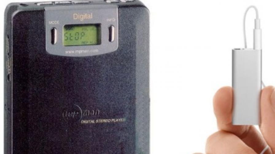 Пет от най-популярните устройства в момента и тяхната първа версия