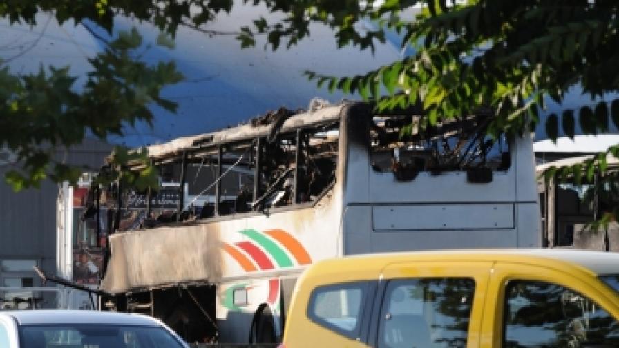 Терористът в Бургас е бил камикадзе