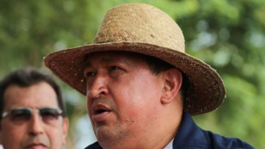 "Чавес: Пийте сок вместо ""Кока-Кола"""