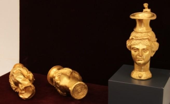 България ще покаже златни съкровища и в Монако