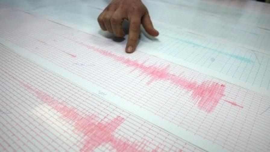 Пак слабо земетресение до Перник