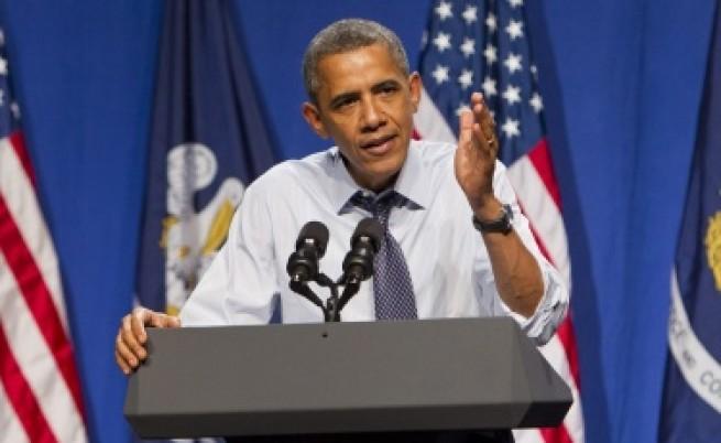 Обама подписал тайна директива за Сирия
