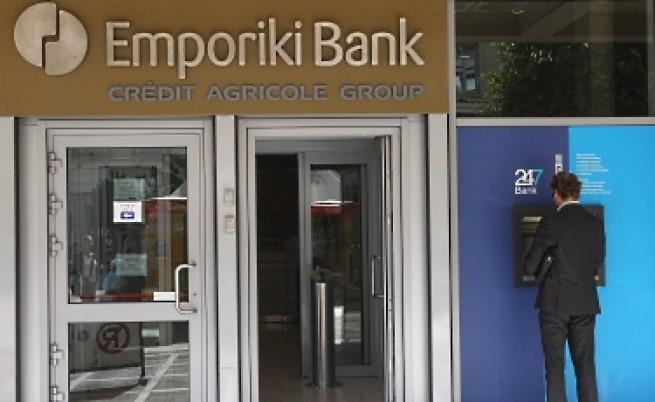Три гръцки банки в надпревара за