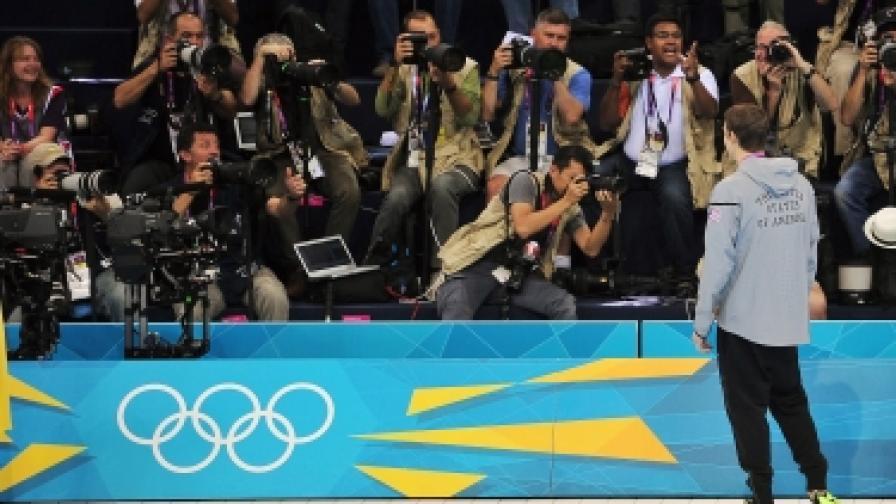 Един спортист - Майкъл Фелпс - е спечелил толкова олимпийски медали, за колкото няколко държави заедно дори не могат да мечтаят