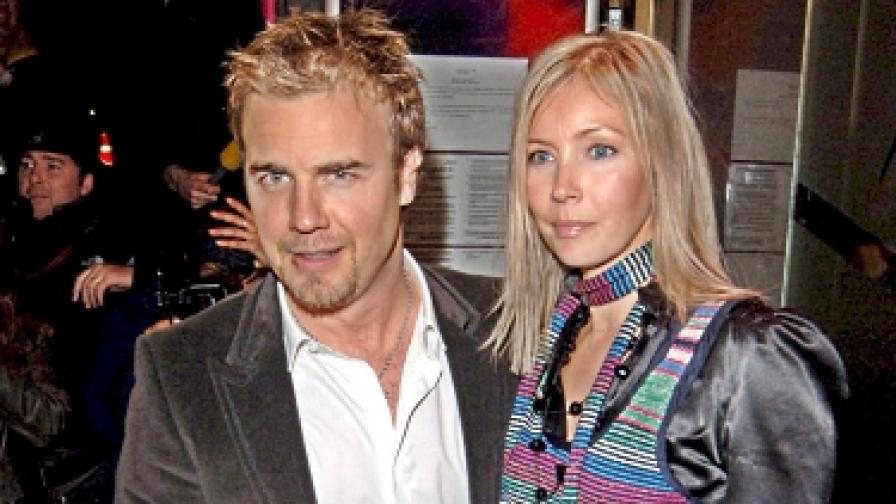 Гари и Доун през 2005 г.