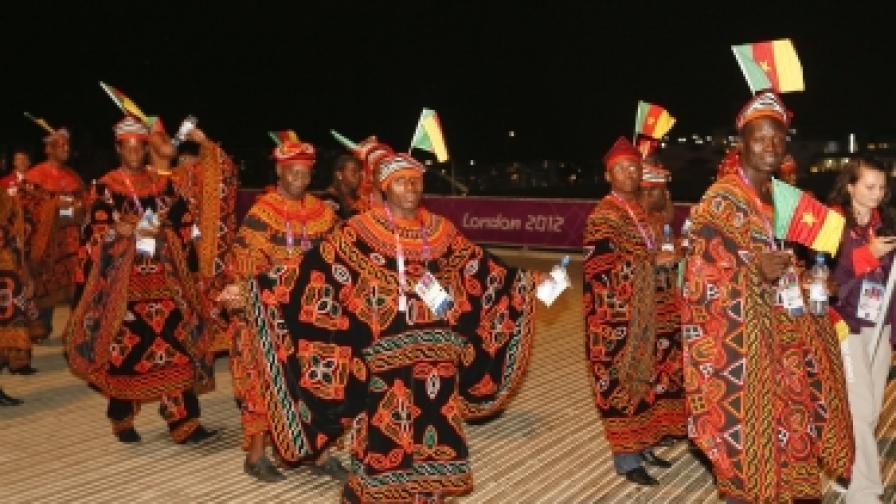 Седем олимпийци от Камерун избягаха