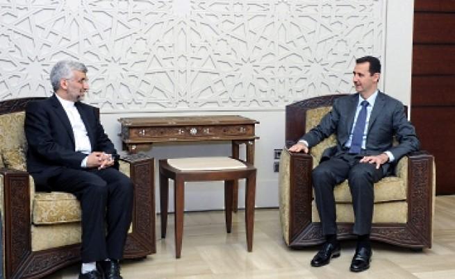 Башар Асад: Ще прочистя Сирия от терористите