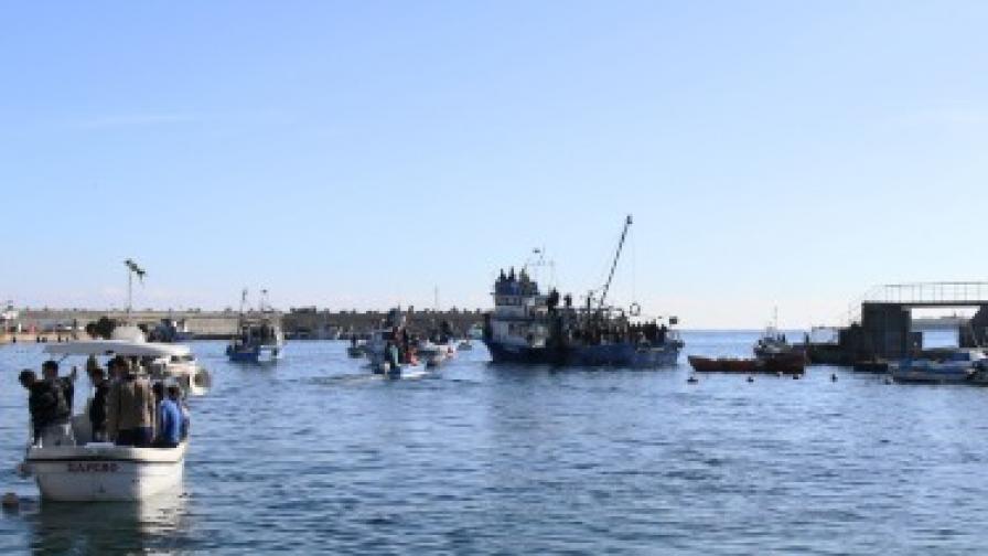 Вкарват малките рибарски лодки в нов регистър