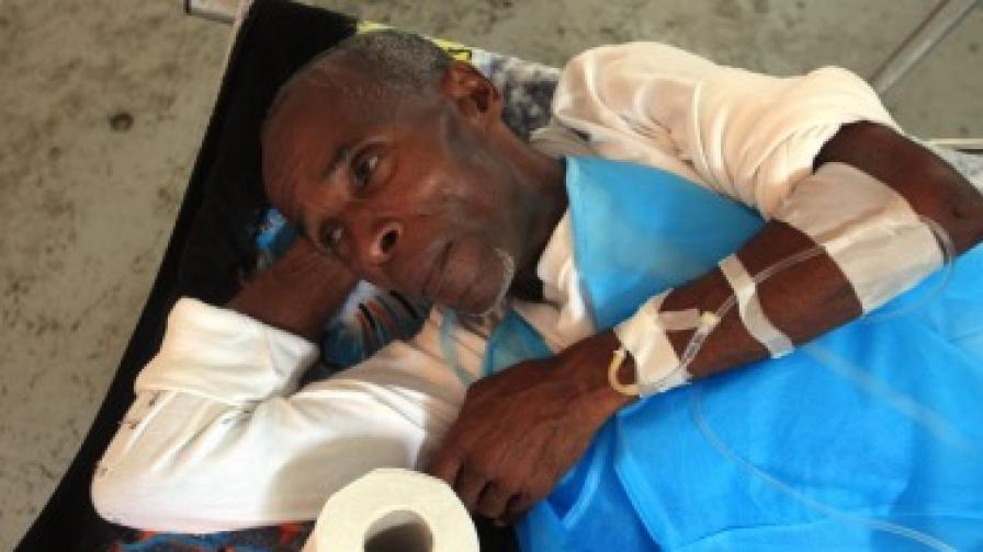 Холерата се връща в Доминиканската република