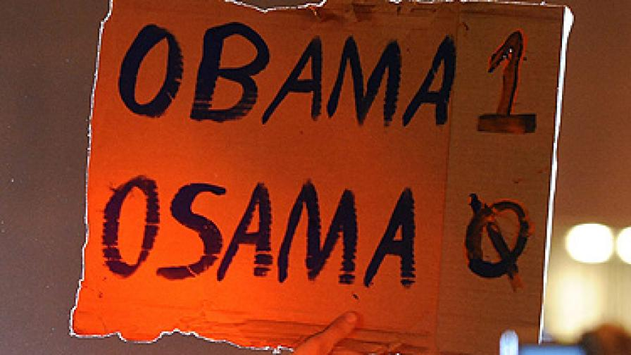 Командос описал в книга ликвидирането на Осама бин Ладен