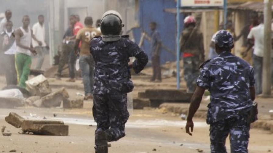 Того: Лишаване от секс с политическа цел