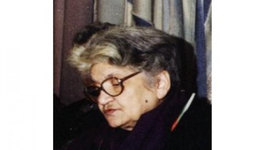 На 92 години почина професор Дора Мирчева