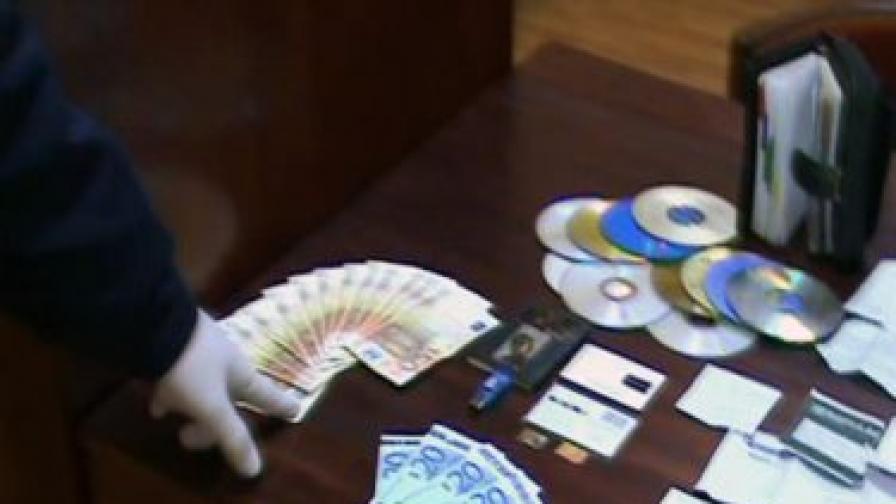 Все повече престъпления с банкови карти
